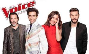 Pour la saison 6 de the Voice les coaches Florent Pagny, Mika, Zazie et Matt Pokora  sont repartis pour cette nouvelle saison ils vont devoir se battre pour acquérir des talent